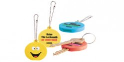 Flexible PVC Key Topper LN0090