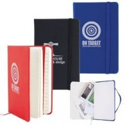 LL5099s Notebook With Elastic Closure / Expandable