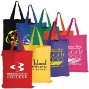 LL500s Calico Short Double Handle Tote Bag 140gsm