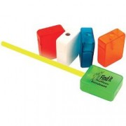 LL72s Rectangular Pencil Sharpener
