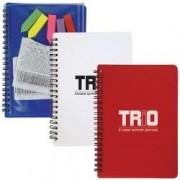 LL9825s Notepad With PVC Stationery Pouch