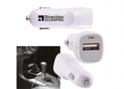 LL0008 Single USB Outlet Car Charger